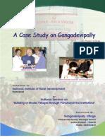 Casestudy on Gangadevipally