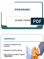 Mudaraba -Islamic Finance