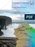 Scapa Flow Wreck Surveys