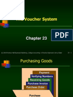 The Voucher System