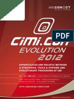 CiMi.con Evolution 2012_agenda