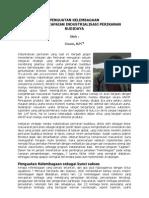 Pentingnya Kelembagaan Dalam Industrialisasi Perikanan