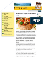 Expatriate Lifestyle (Online) - Planting a Vegetarian Desire - April 2012