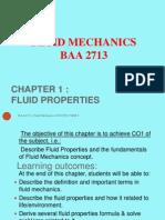 Chap. 1 Fluid Properties