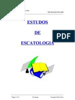 95231427 Apostila de Escatologia
