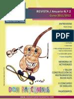 Anuario Conservatorio Cazorla 2012