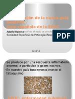Presentación de la nueva guía GESEPOC -Dr.Baloira