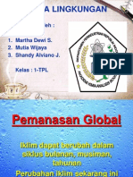 Ppt Global Warming