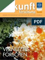 Zukunft Forschung 0112 - Das Forschungsmagazin der Universität Innsbruck