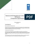 Legal Comparison Firearms Possession EU MNE 2