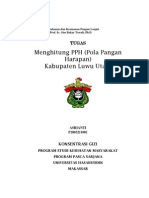 Tugas menghitung PPH