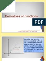 Calculus Report