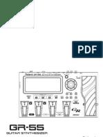 GR-55 Manual