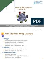 Base HTML Et Java Scripts