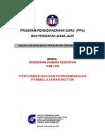 PJM3105 Pertumbuhan Perkembangan Pembelajaran Motor