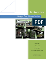 Ecotourism (Desa Wisata)