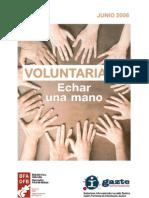 Voluntariado, Echar una Mano