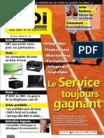 Interview Alain Maquet dans EDI