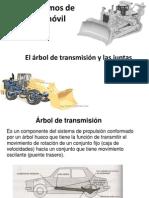 Sistema de transmisión final