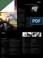 Wacom Cintiq 21UX Tablet Brochure