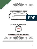 Tp Chomatographie
