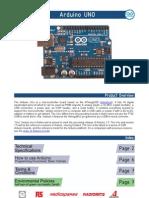 Manual Arduino Uno