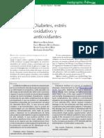 Diabetes, estrés oxidativo y antioxidantes