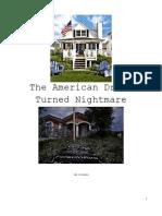 US Foreclosure Crisis
