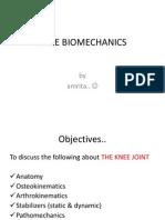 Amrita Knee Biomech