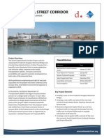 South Capitol Street Corridor Fact Sheet