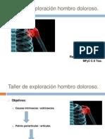 2. Taller de exploración hombro doloroso
