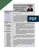 18th District e-Newsletter - June 2012