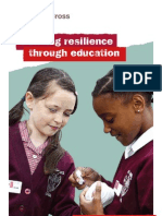 Building resilience through education