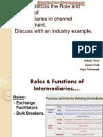 Distribution Management Final Ppt for Presentation