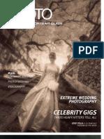 American Photo Magazine - Wedding & Portrait Guide Supplement