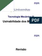 Usinabilidade+Dos+Materias