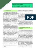 Aportes metodológicos - Rossi