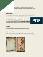 Escritura Precolombina