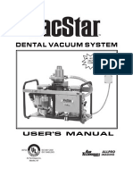 VacStar OP Manual 55151 RevJ