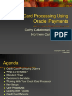 Credit Card Authurization