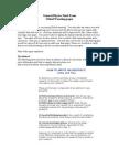 Final Exam Paper 2012