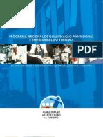 Programa Nacional Qualificaxo Profissional Empresarial Turismo