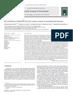 Articulo Cianobacteria