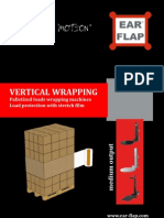Vertical Wrapping Medium Output by EAR-FLAP