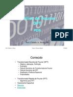 Aula 6 - Análise de Fourier - DFT