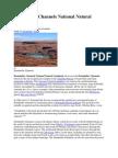 Drumheller Channels National Natural Landmark