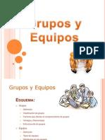Grupos y Equipos