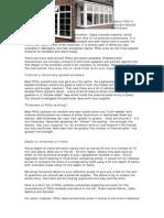 About Pvc Windows