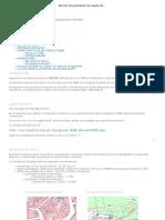 Servicio de publicación de mapas catastrales en INTERNET