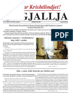 "Gazeta ""Ngjallja"" Dhjetor 2009"